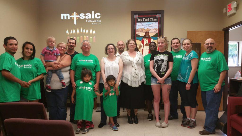 The Mosaic Fellowship family