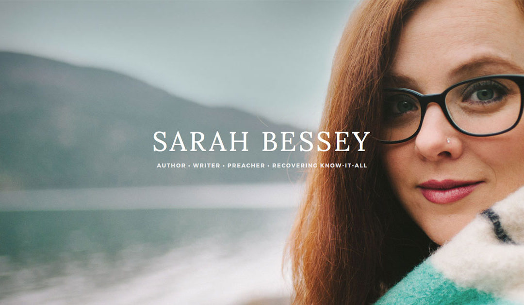 Podcast Episode: Sarah Bessey