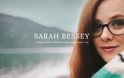 Podcast Episode: Sarah Bessey