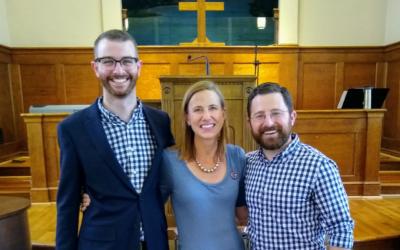 Restarting Our Church: September 1st, 2019